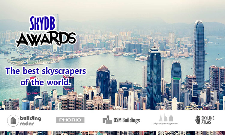 SKYDB Awards - International Skyscraper Award - Best Skyscraper of the Year