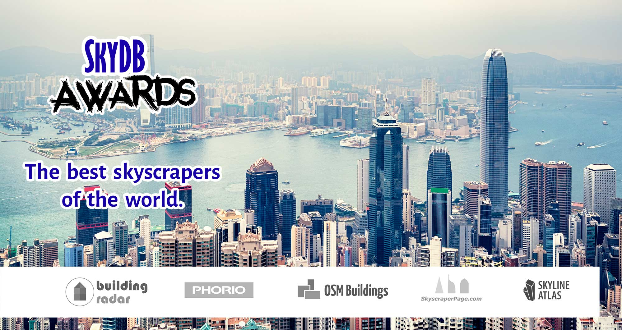 SkyDB Awards - The Best Skyscraper of the World